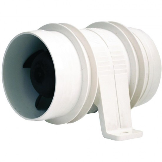 Ventilación Turbo 4000 (White - One Size)