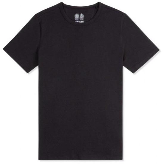 Camisetas Musto Favourite (Black - M)