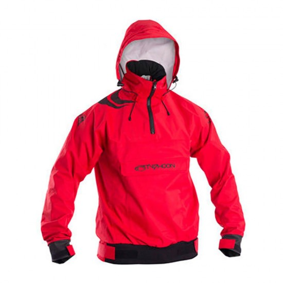 Chaquetas Sirocco Hooded (Red - L)