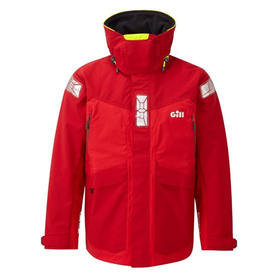 Chaquetas Os2 Offshore (Red / Bright Red - MT)
