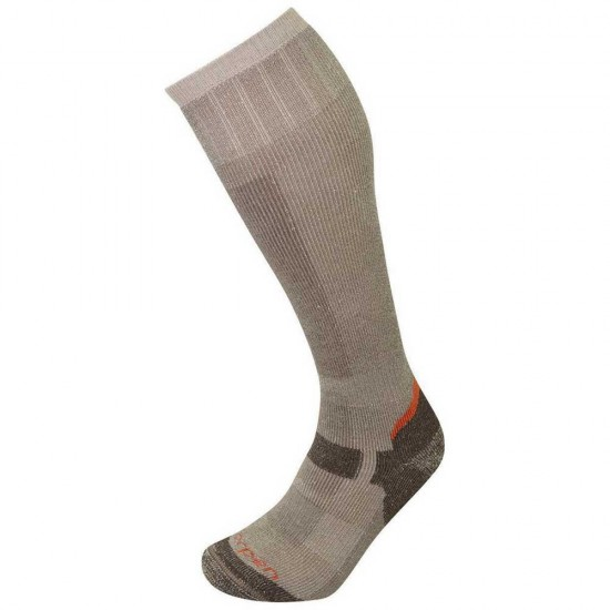 Calcetines T2 Hunting Extreme Over Calf (Brown - EU 39-42)