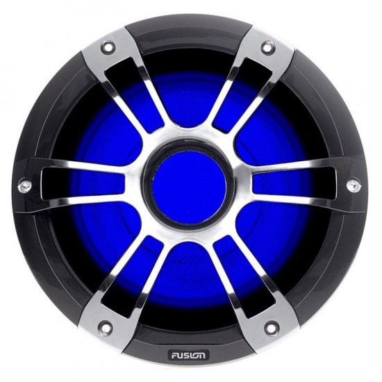 Audio Marine Sports Subwoofer Sg-sl101spc 10 Chromed With 450w Leds (One Size)