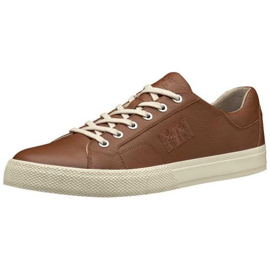Zapatillas Fjord Lv2 (Leather Brown / Cream - EU 48)