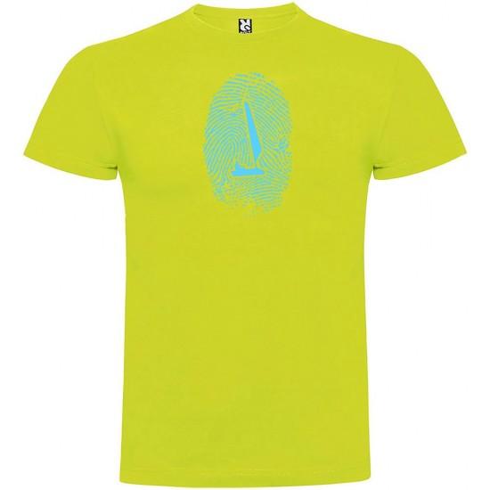 Camisetas Sailor Fingerprint (Light Green - S)