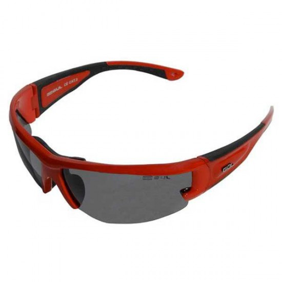 Gafas de sol Cz Floating (Red / Black - One Size)