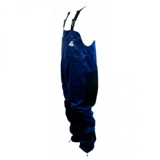 Pantalones Transom Fishing Bib (Navy - L)