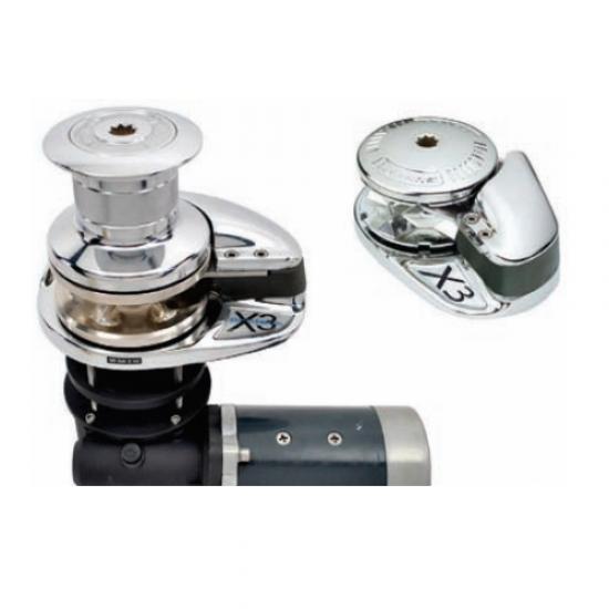 MOLINETE PROJECT X3 24V/1700W SIN CAMPANA-12MM