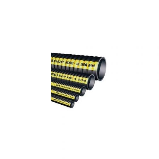 Mtr exhaust hose rubber D 102mm-p/m