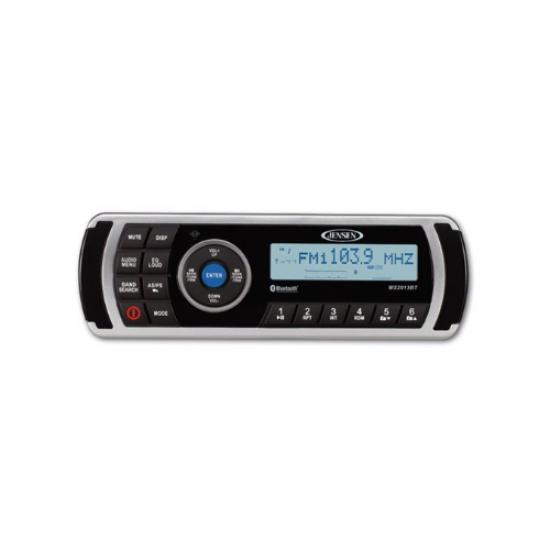 RADIO JENSEN MS2013BTR AM/FM/USB/IPOD/BLUETOOTH