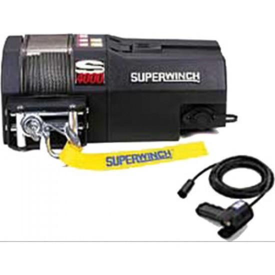 Cabrestante Electrico Marino Superwinch S4000 24 V