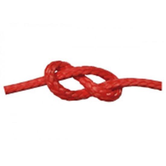 Dyneema Sk75 Rojo 12 cordones 12 mm