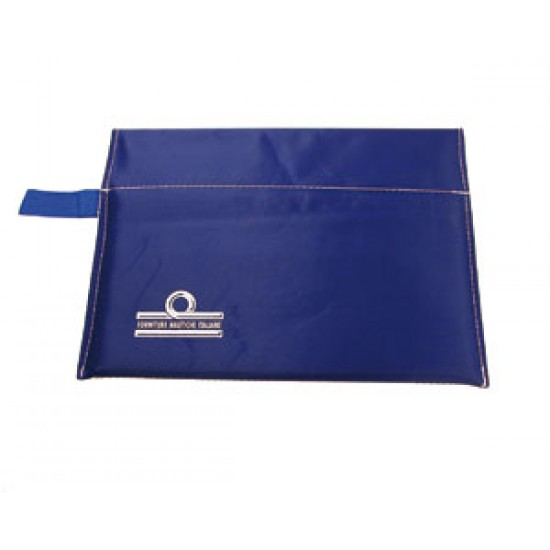 Funda Náutica Porta-documentos de Nylon 20X25 cm.