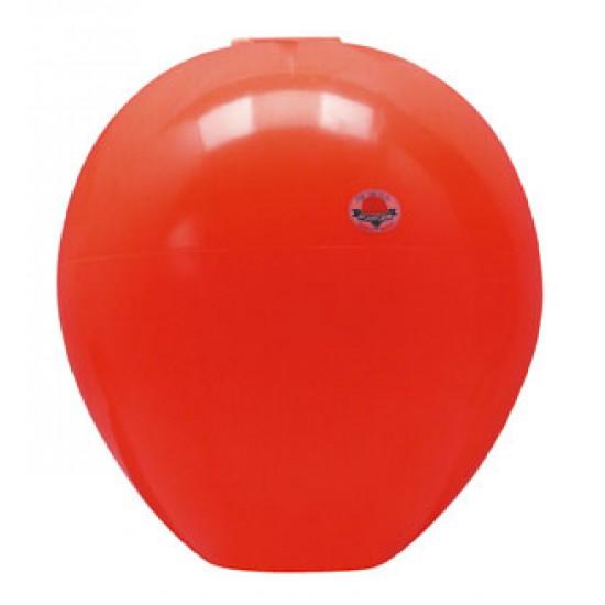 Boya marina inflable para fondeo tipo CC H mm 470