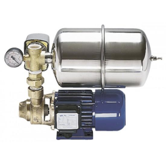 Sistema con bomba para agua a presión 24v
