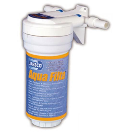 Recambio para filtro Náutico de agua JABSCO AQUA FILTA