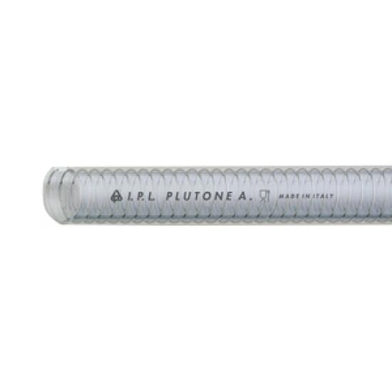 Manguera flexible PVC 40mm espiral acero