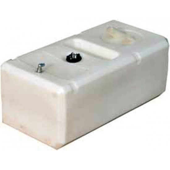 Deposito combustible 160lt polietileno