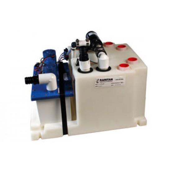 Depurador de aguas residuales 24v Hold n' Treat System