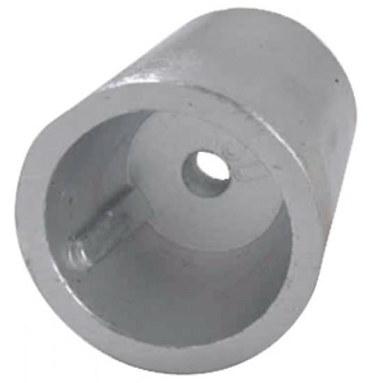 Anodos - Anodo radice con chaveta para eje de; mm 30