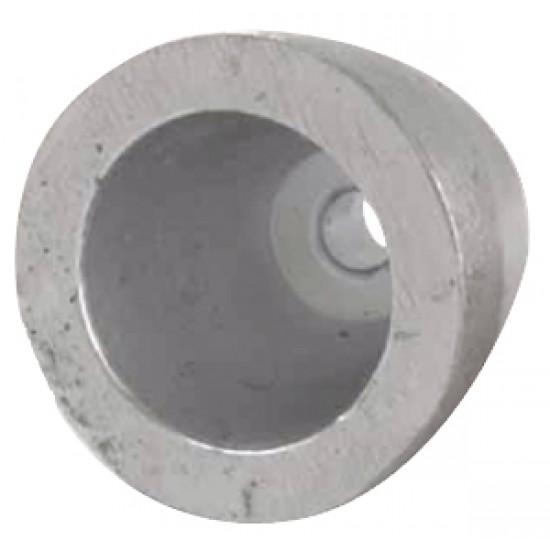 Anodo radice chaveta RIVA para eje de mm 20-25-30