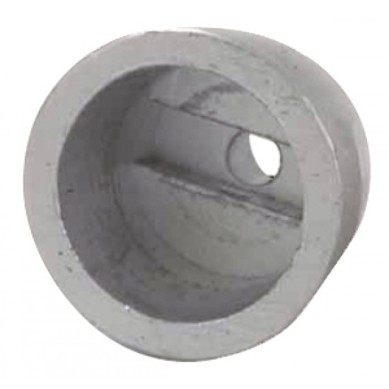 Anodo radice chaveta para eje de 66mm