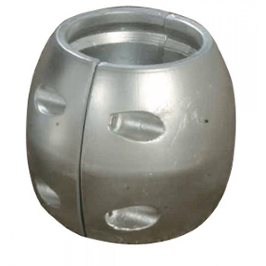 Anodos - Ánodo Collarín de zinc para Eje de 50mm