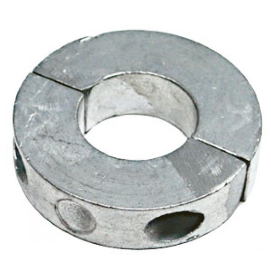Anodo de zinc Mini para Eje 40mm