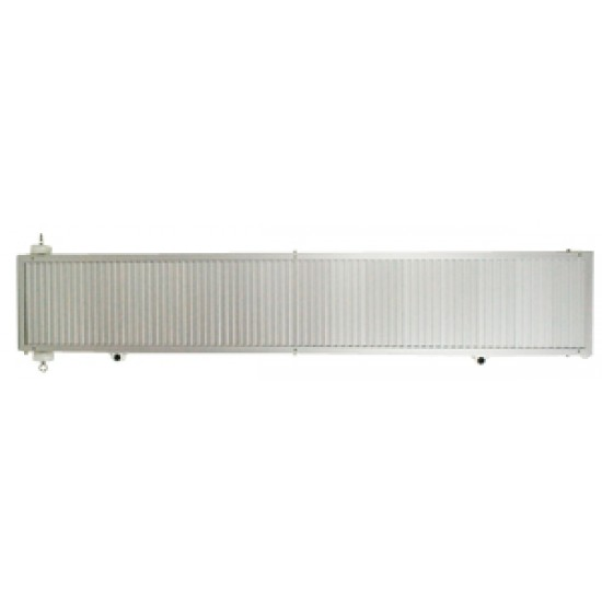 Pasarela de aluminio 2mt PLEGABLE