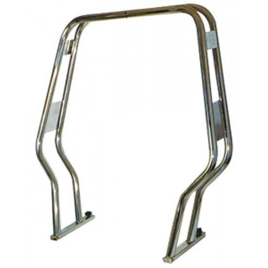 Rollbar arco de luces adaptable 1250-2200mm tubo 40mm