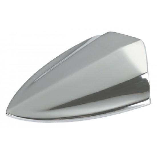 Aireador tipo concha cromado 220x170x45mm