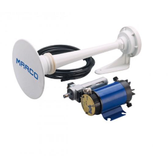 Bocinas - Compresor de repuesto 24v bocina eléctrica