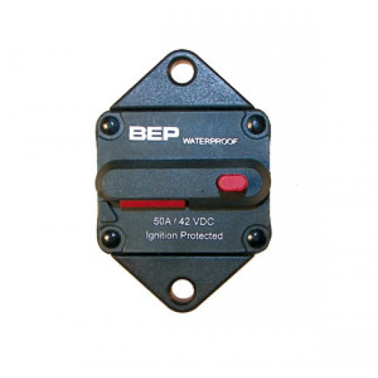 Interruptor Termico Empotrable  y Estanco Modelo Heavy duty 100Amp.