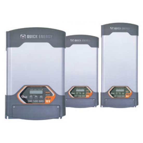 Cargador de baterías Quick SBC NRG 1450