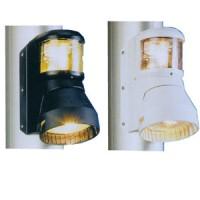 Luz Combinada Aquasignal S41 Carcasa negra con proyector cubierta