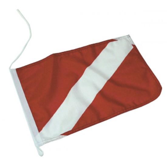 Bandera Buceo 20x30