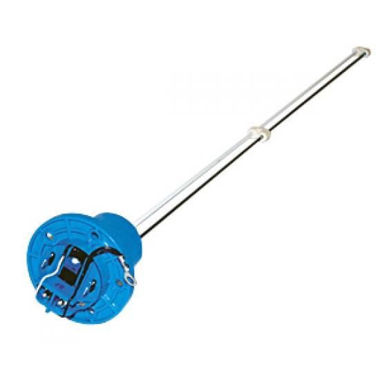 Aforador VDO Agua ajustable 80 -600 mm, Especial Depositos Inox