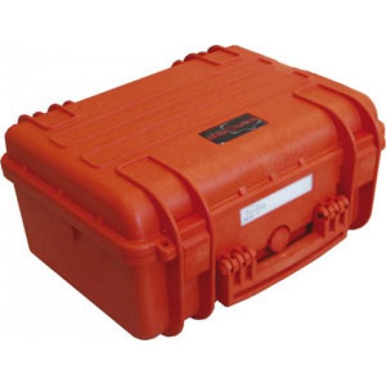 Caja marina de proteccion, Flotante y Estanca color negro 546x347x247