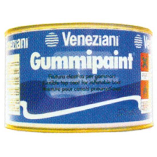 Pintura neumática Veneziani Gummipaint blanco