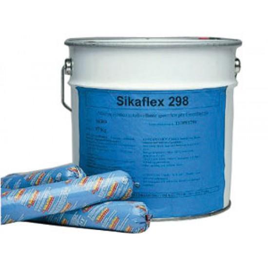 Sikaflex 298 negro 10 lt.