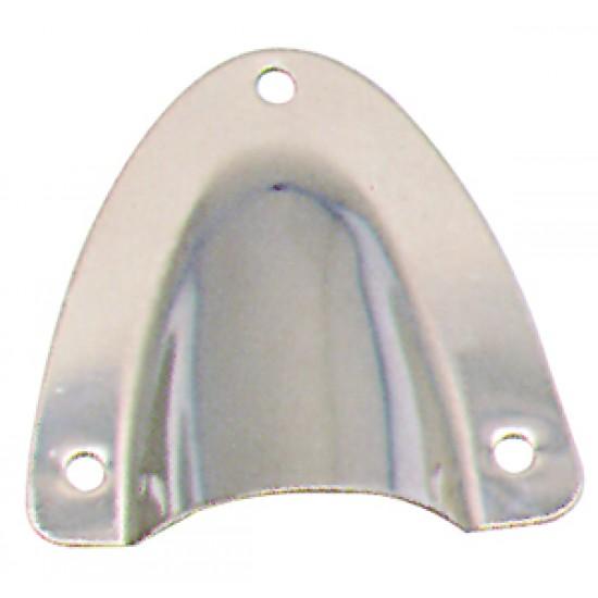 Aireador Inox tipo concha 55 mm