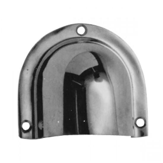 Aireador inox tipo concha 64 mm