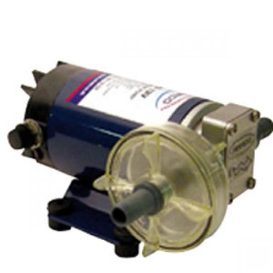 Bomba de achique y trasvase inox PTFE 12V