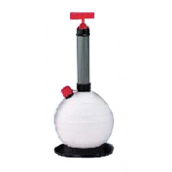Bomba manual extracción aceite 6lt