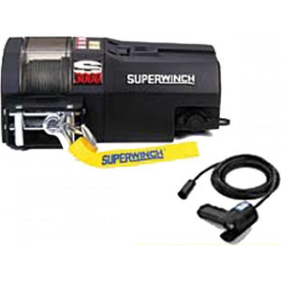 Cabrestante Electrico Marino Superwich S3000 12 V