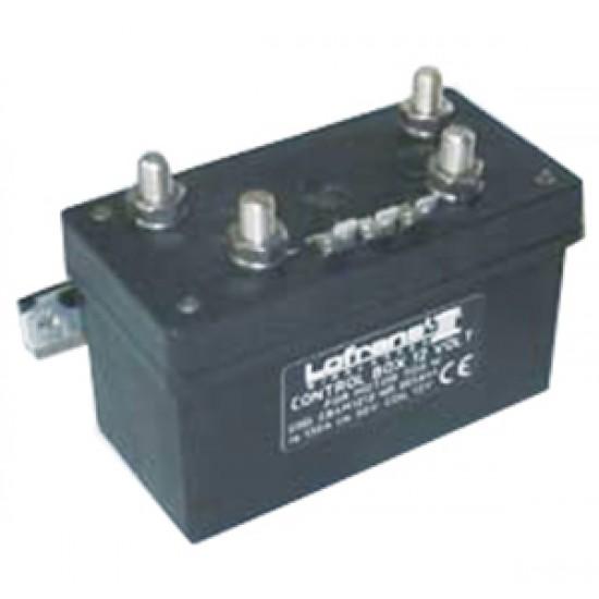Caja de Control Molinetes Lofrans 500-1700wt , 12v, 4 polos