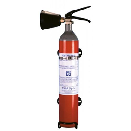 Extintor 2kg CO2 Homologado Naval