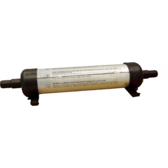 Filtro de Carbono anti olores para ventilacion Aguas Negras