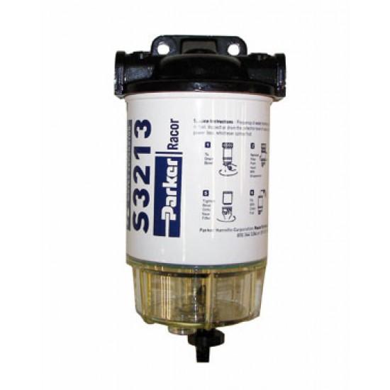Filtro decantador gasolina-agua Racor S3213/3220