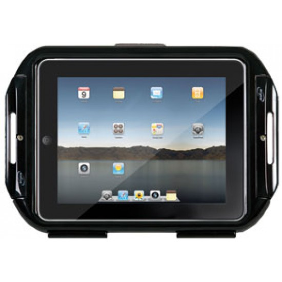 Funda Nautica Estanca y de Protección para Tablet color NEGRO