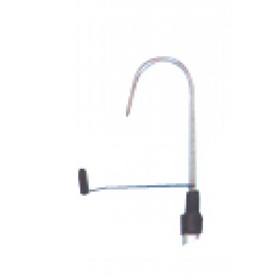 Gancho, Bichero de pesca telescópico 800/1120 mm